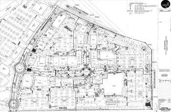 Design 2 - Landscape Lighting Site Map